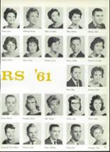 1961 Rincon High School Yearbook Page 40 & 41