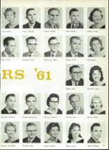 1961 Rincon High School Yearbook Page 42 & 43