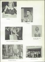 1961 Rincon High School Yearbook Page 58 & 59