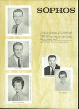 1961 Rincon High School Yearbook Page 82 & 83