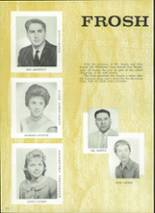 1961 Rincon High School Yearbook Page 98 & 99