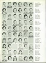 1961 Rincon High School Yearbook Page 102 & 103