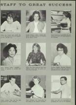 1961 Rincon High School Yearbook Page 118 & 119