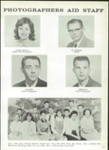 1961 Rincon High School Yearbook Page 120 & 121