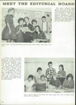 1961 Rincon High School Yearbook Page 124 & 125