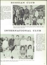1961 Rincon High School Yearbook Page 128 & 129