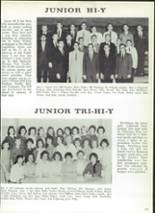 1961 Rincon High School Yearbook Page 132 & 133