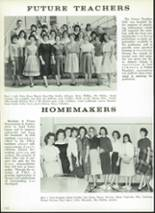 1961 Rincon High School Yearbook Page 136 & 137