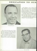 1961 Rincon High School Yearbook Page 166 & 167