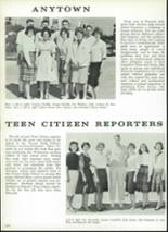 1961 Rincon High School Yearbook Page 168 & 169