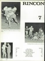 1961 Rincon High School Yearbook Page 182 & 183