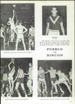 1961 Rincon High School Yearbook Page 196 & 197