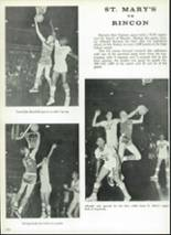 1961 Rincon High School Yearbook Page 200 & 201