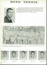 1961 Rincon High School Yearbook Page 224 & 225