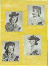 1961 Rincon High School Yearbook Page 242 & 243