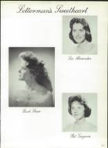 1961 Rincon High School Yearbook Page 244 & 245