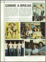 1987 Jefferson County High School Yearbook Page 16 & 17