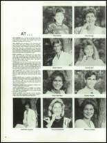 1987 Jefferson County High School Yearbook Page 50 & 51