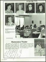 1987 Jefferson County High School Yearbook Page 62 & 63