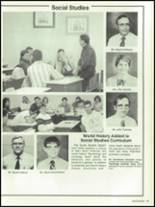 1987 Jefferson County High School Yearbook Page 66 & 67