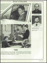 1987 Jefferson County High School Yearbook Page 70 & 71