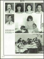 1987 Jefferson County High School Yearbook Page 72 & 73