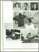 1987 Jefferson County High School Yearbook Page 80 & 81