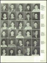1987 Jefferson County High School Yearbook Page 116 & 117