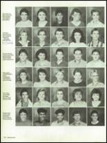 1987 Jefferson County High School Yearbook Page 124 & 125