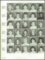 1987 Jefferson County High School Yearbook Page 136 & 137