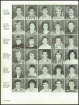 1987 Jefferson County High School Yearbook Page 140 & 141