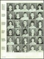 1987 Jefferson County High School Yearbook Page 142 & 143