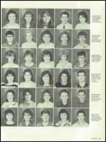 1987 Jefferson County High School Yearbook Page 146 & 147