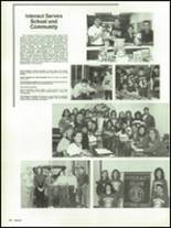 1987 Jefferson County High School Yearbook Page 166 & 167