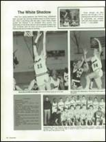 1987 Jefferson County High School Yearbook Page 184 & 185