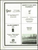 1987 Jefferson County High School Yearbook Page 230 & 231