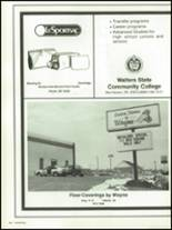 1987 Jefferson County High School Yearbook Page 248 & 249