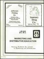 1987 Jefferson County High School Yearbook Page 250 & 251