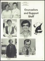 1979 Bay City High School Yearbook Page 12 & 13