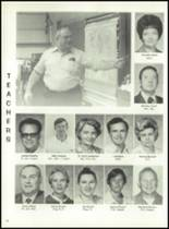 1979 Bay City High School Yearbook Page 14 & 15