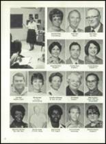 1979 Bay City High School Yearbook Page 16 & 17