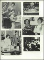 1979 Bay City High School Yearbook Page 20 & 21