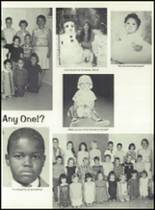 1979 Bay City High School Yearbook Page 24 & 25