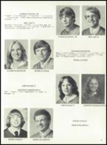 1979 Bay City High School Yearbook Page 30 & 31