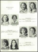 1979 Bay City High School Yearbook Page 32 & 33