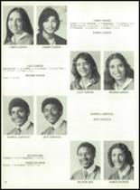 1979 Bay City High School Yearbook Page 34 & 35