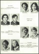 1979 Bay City High School Yearbook Page 36 & 37