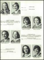 1979 Bay City High School Yearbook Page 38 & 39
