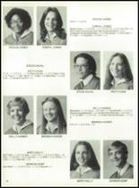 1979 Bay City High School Yearbook Page 40 & 41