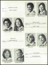 1979 Bay City High School Yearbook Page 42 & 43